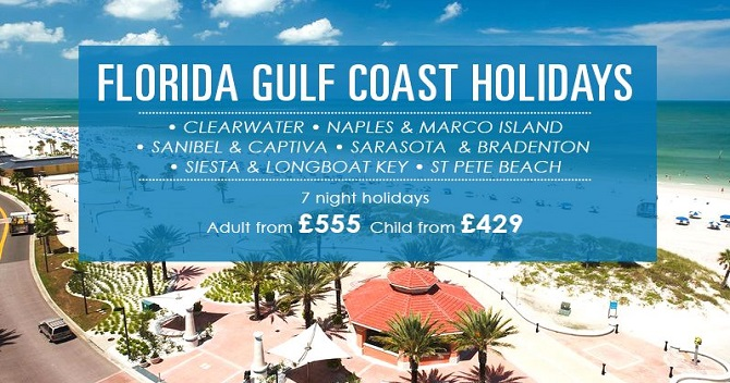 Florida Gulf Coast Holidays